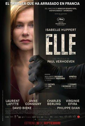 Poster Elle 2016