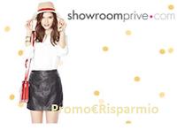Logo ShowroomPrivè: diventa tester con 5.000 buoni da 10 euro