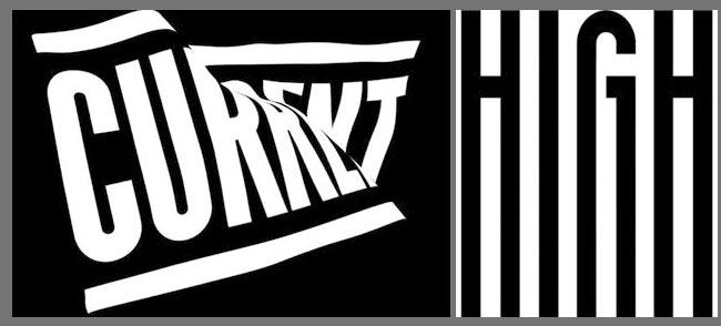 Harflerden Oluşan Logotype'lar