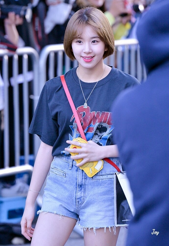 Twice Chaeyoung Airport Fashion - Official Korean Fashion