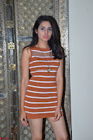 Actress Nikhita in Spicy Small Sleeveless Dress ~  Exclusive 064.JPG