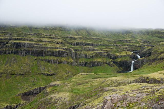 Islandia visitando fiordos orientales