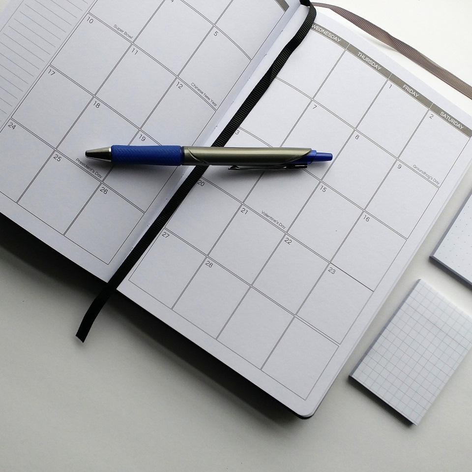 Stay organized and productive all year with Inkberry Planner
