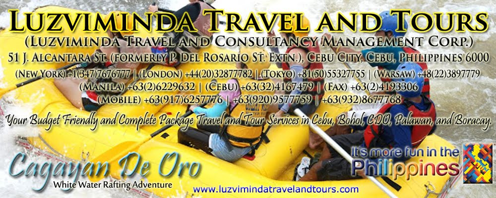 Luzviminda Travel and Tours (Go 2 Cagayan De Oro Destinations)