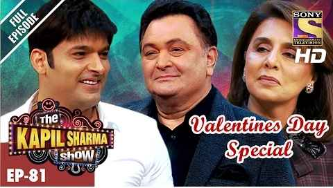 The Kapil Sharma Show 11th February - 81th Episode 330MB