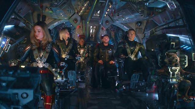 Brie Larson Scarlett Johansson Don Cheadle Chris Hemsworth Chris Evans Anthony and Joe Russo   Iron Man   Marvel's Avengers: Endgame