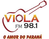 Rádio Viola FM 98,1 de Guaraniaçu PR