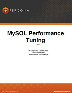 MySQL Performance Tuning, Volume 1