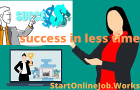 How to become a successful blogger in a short time and earn money?