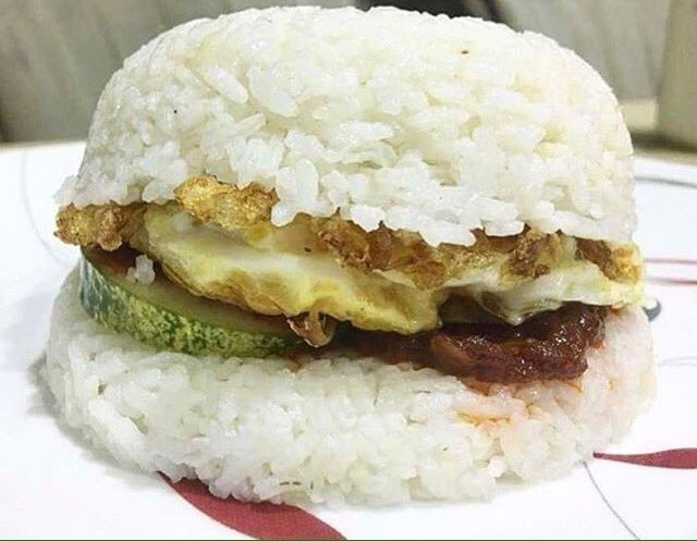 Cara Mudah Buat Burger Nasi Lemak ~ Wordless Wednesday