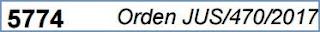 Orden JUS/471/2017, de 19 de mayo, por la que se aprueban los nuevos modelos para la presentación en el Registro Mercantil de las cuentas anuales de los sujetos obligados a su publicación.