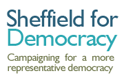 I am a proud member of the apolitical group Sheffield for Democracy. Click this link to find out more.