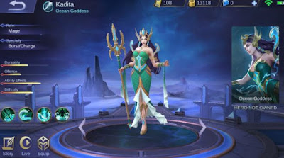 5 Hero Mage Terlincah di Game Mobile Legends Bulan Febuari 2019