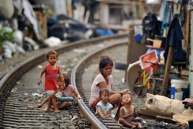 Tingkat Kemiskinan di Indonesia Turun ke Level Satu Digit
