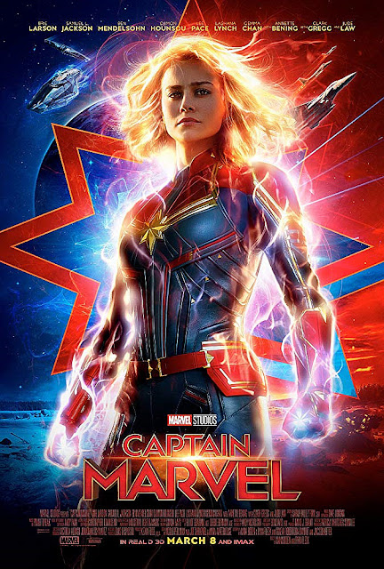 Sinopsis Film Captain Marvel (2019) - Brie Larson, Samuel L. Jackson