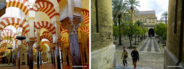 Mesquita de Córdoba, Andaluzia