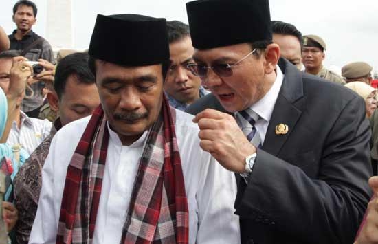 Djarot Imbau Warga Jakarta Tak Takbir Keliling Saat Malam Takbiran