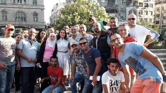 الفنانة خلود محمد صاحبة فكرة  المشروع المتكامل استوديو ومنتجع الخلود للفنون