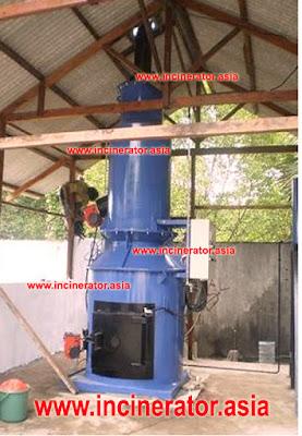 jual incinerator limbah