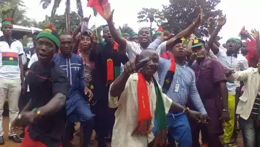 Benue Swear Allegiance To Biafra (pictures)