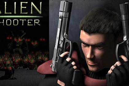 Alien Shooter Free v4.2.2 Mod Apk (Free Shopping, Offline) Terbaru 2018