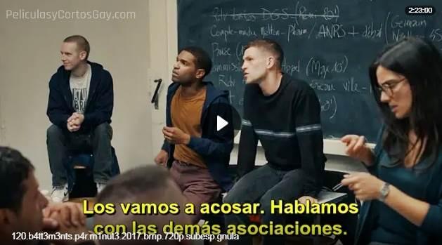 CLIC PARA VER VIDEO 120 Pulsaciones Por Minuto - 120 battements par minute - PELÍCULA - Francia  2017