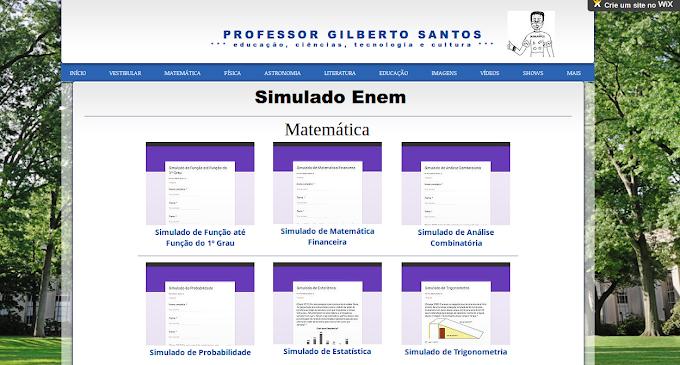 Professor Cria um simulado ENEM via Google Formulários