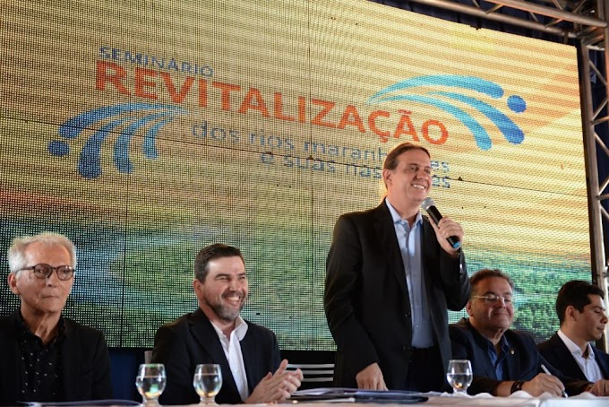 III seminário Revitalização dos Rios Maranhenses e Suas Nascentes define que a CODEVASF e Exército Brasileiro atuarão na recuperação da Bacia Hidrográfica do Itapecuru