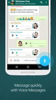 WhatsApp Messenger App