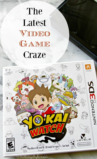 Video Game Review: Yo-Kai Watch