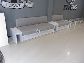 Furniture Sofa Menyatu Dengan Meja