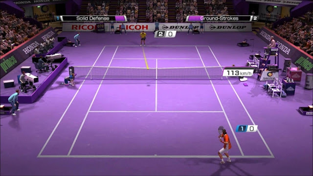 Virtua Tennis 4 Download Photo