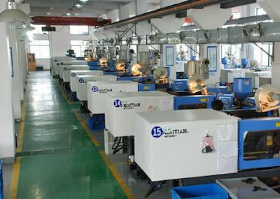 Proses Pembuatan Pallet Plastik