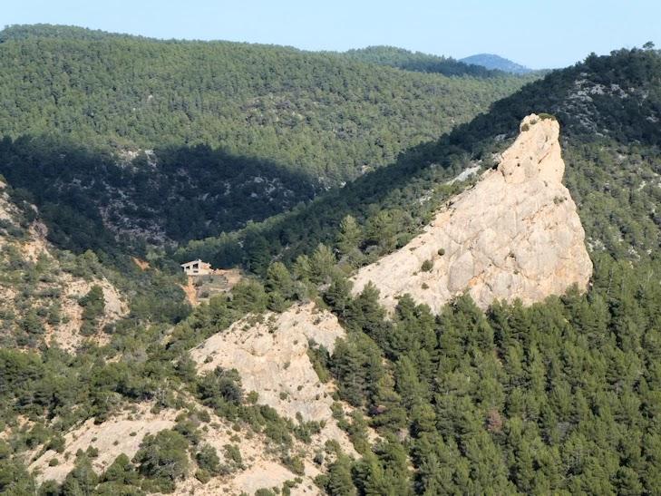 Sierra de Pena-roja