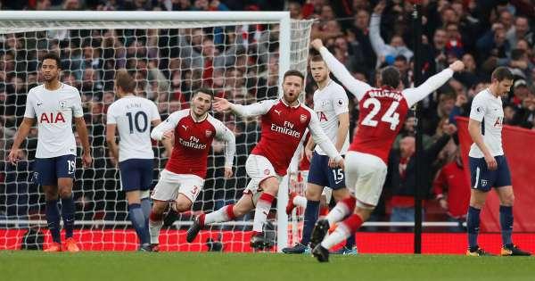 Prediksi Tottenham Hotspur vs Arsenal 10 Februari 2018