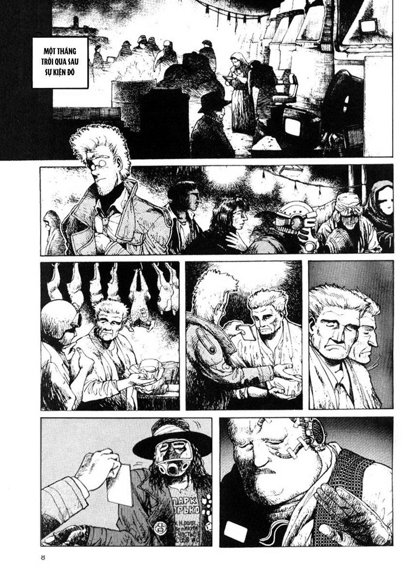 Battle Angel Alita chapter 13 trang 8