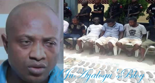 Evans Expose Informants Sharing Loot With Him, Prominent Southeast Businessmen Top The List