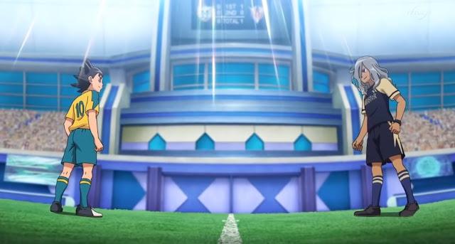 Inazuma Eleven Ares no Tenbin Episode 11 Subtitle Indonesia