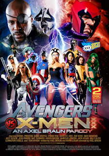 Avengers VS X-Men XXX Parody (2015)