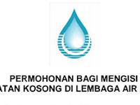 Jawatan Kosong Lembaga Air Perak 26 Oktober 2017