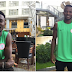 Ndidi Kayode, Leicester City Player Join Super Eagles, As Team Arrives In Paris (Photos)
