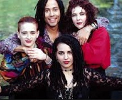 4 Non Blondes canta sucesso What's Up na trilha de A Lei do Amor