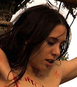 Words... super, bdsm female crucifixion