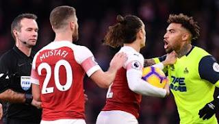 Arsenal vs Huddersfield Town 1-0 Video Gol & Highlights