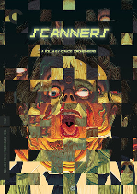 Scanners 1981 DVD Criterion Collection
