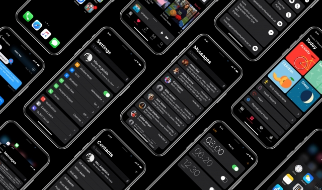 iOS 13 To Feature Dark Mode, New Home Screen, More