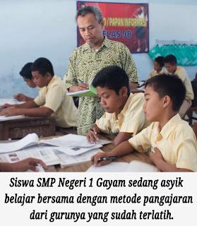 Program Pengembangan Sekolah SKK Migas – ExxonMobil Cepu Limited (EMCL)
