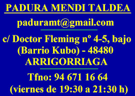 DATOS CONTACTO CLUB
