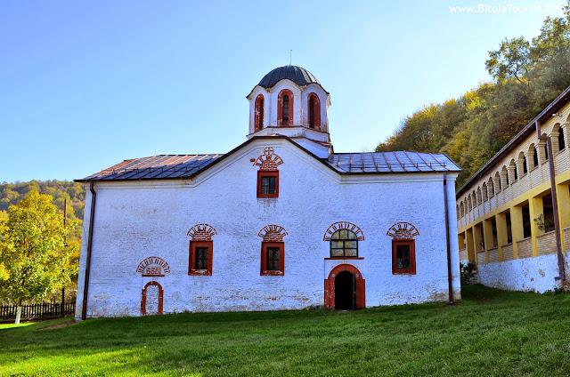 Bukovo Monastery - Bukovo village - Bitola, Macedonia