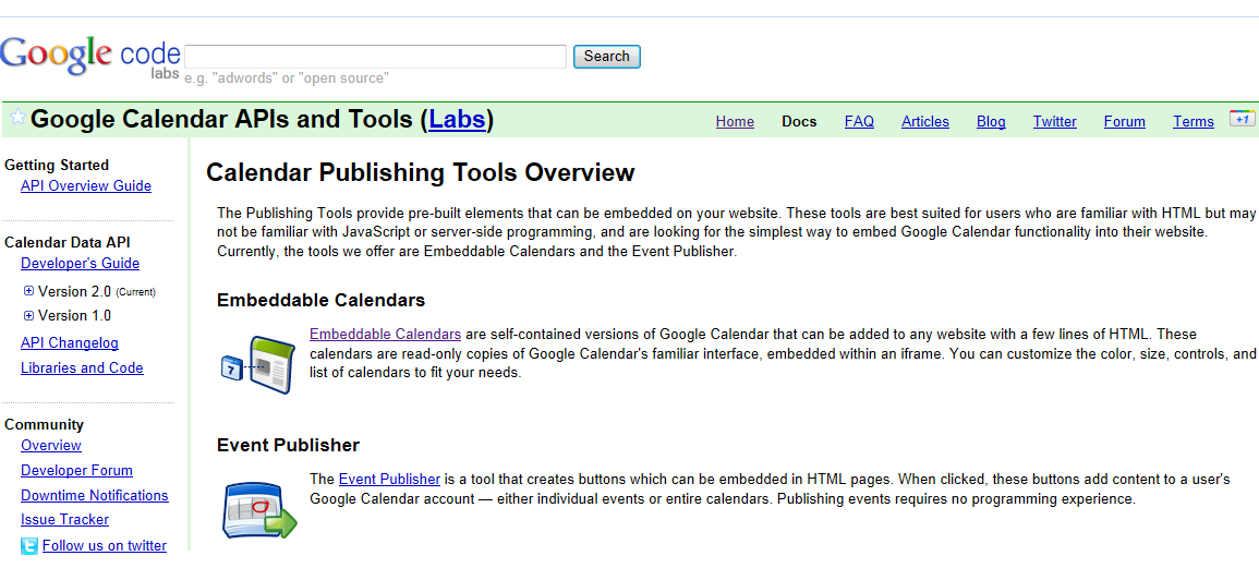 Tips Joy: How to Add a Google Calendar to Your Own Website?